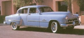 The 1951-1954 Chrysler Imperial was the match of any American car in terms of engineering and luxury, but suffered because of conservative upright styling. See more classic car pictures.