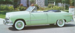 Despite its sleek beauty, the 1951 Meteor recorded relatively poor sales. See more classic car pictures.