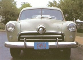 The Allstate was basically a Henry J with a different grille and other trim changes.