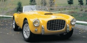 The 1952 Siata 208S Spyder could reach 110 mph. See more classic car pictures.