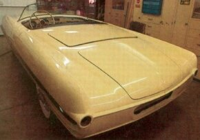 The Dodge Firearrow II was a sleek two-seat roadster riding a stock 1954 Dodge Royal 119-inch-wheelbase chassis and powered by a production 250-bhp Royal V-8. See more classic car pictures.