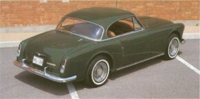 Despite stylish Italian flair and quality mechanical design, high production costs doomed the Edwards America.