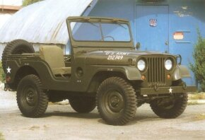 The early 1950s were strange times in the U.S. automobile industry. But at the same time Willys produced over 50,000 Mcs and MDs a year for the military. See more Jeep pictures.