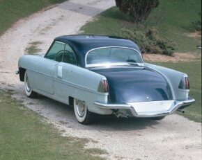 The 1953 Paxton Phoenix Convertible Coupe sported a clever                                power-retractable top. See more pictures of classic cars.