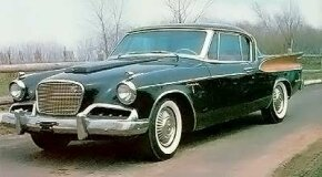 The 1957 Golden Hawk was a much-improved car with its new supercharged V-8.