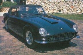 The 1954 375 America preceded the Superamerica. See more classic car pictures.