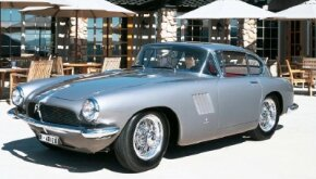 This 1956 Pegaso is one of just three with a custom body by Touring of Milan. See more pictures of sports cars.