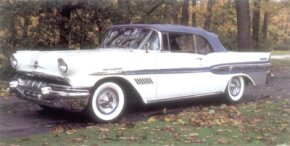 A new, top of the line 1957 Bonneville cost a hefty $5,782.