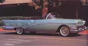 The 1958 Limited had a longer body but shorter wheelbase than the 1958 Cadillac.