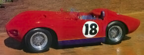 The 1959 Bocar XP-5 was a personal dream of Bob Carnes that became a reality. See more classic car pictures.