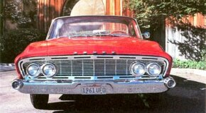 The top-of-the-line 1960 Dodge Dart Phoenix featured nice lines and bountiful chrome trim, making it very popular that year. See more classic car pictures.