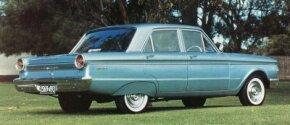 The 1965 Ford Falcon XP was the last and best of the orginal Falcons