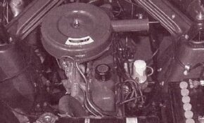 A 170-cid engine became available for the Ford Falcon in 1962.