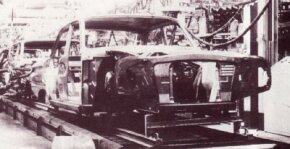 One of the key factors in Ford's ability to produce cars in Australia was its establishment of a modern assembly plant.