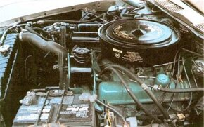 """©2007 Publications International, Ltd.                                      Under the 1960 Buick Electra hood sat the 401-cid """"Wildcat 445,"""" which got its name from the engine's torque output: a prodigious 445 pounds/feet."""