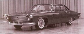 By September 1959, DeSoto had finalized its styling for the never-to-be 1962 DeSoto S-series line.