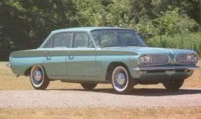 The 1961 Pontiac Tempest was powered by an innovative four-cylinder engine that separated it from the competition.