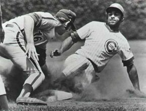 Chicago Cub Billy Williams was named 1961 National League Rookie of the Year.See more baseball seasons pictures.