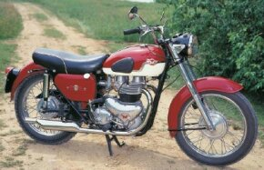 The 1961 Matchless G-12 sold poorly against fellow British rivals BSA and Triumph. See more motorcycle pictures.