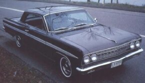 "Critics deemed the ­Oldsmobile F-85 Jetfire ""an elegant and comfortable high-performance car of medium size."""