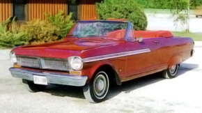 Canada got a Chevy II, too. It was produced in Oshawa, Ontario, and sold by Chevrolet dealers. See more classic car pictures.