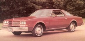 In 1973 Buick began searching for a way to bring back its V-6. Before long it would appear in cars like this 1976 Century Special.
