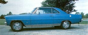 In five years, the Chevy II grew from a mild-mannered utility vehicle to one of the hottest street cars.