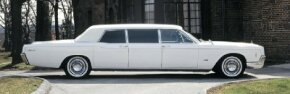 Orders for the 1966 Lehmann-Peterson limousines tripled from 1965 to 159 cars.