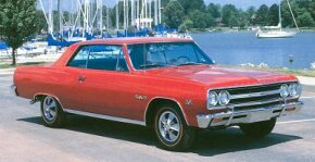 The A-body Chevelle was the mid-size offering from Chevrolet in the 1960s. See more classic car pictures.