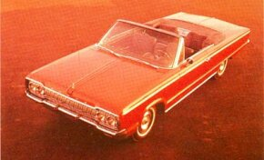 Despite pulling up to and more than 4,000 pounds, the Polara and Monaco got to 60 mph in a hurry.