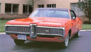 The facelifted 1968 Pontiac Grand Prixs would be the last of the full-size models, scoring fewer sales than any Grand Prix since 1962.