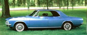 Four-doors were hardtops rather than pillared sedans, but by 1966 their popularity was waning.