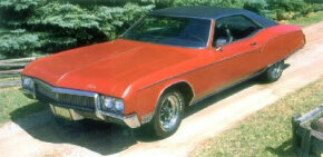 "Though the 1970 Buicks were hyped as ""Something to believe in,"" the Buick Riviera was the most controversial of the 1966-1970 series."