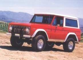 The 1969 Bronco had significant changes, including structural improvements and a larger engine option.