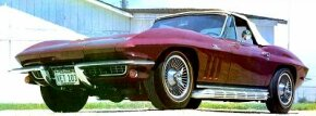 The Corvette Sting Ray is one of the most recognized collectibles in the world. See more classic car pictures.