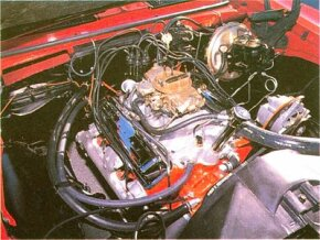The 1967-1969 Chevrolet Camaro Z-28s carried a specially built 302-cid V-8 rated at a conservative