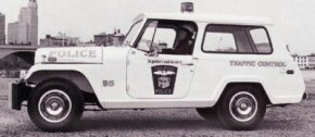 The city of Toledo, Ohio, boosted the hometown product by using the 1969 Station Wagon for Traffic Control.