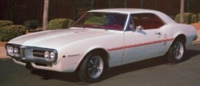 The 1967 Pontiac Firebird Sprint was available with the first-ever hood-mounted tachometer. See more Pontiac Firebird pictures.