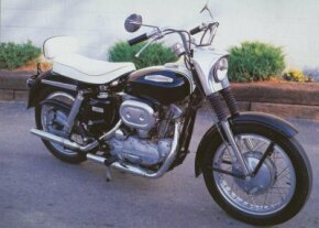 The 1967 Harley-Davidson XLH Sportster was aimed at Sportster enthusiasts looking for a higher-end model. See more motorcycle pictures.