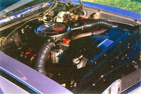 Because its 455-cubic-inch engine broke GM rules, the Hurst/Olds was assembled in a separate facility.