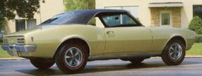 The 1968 Pontiac Firebird 350 went from zero to 60 in just under five seconds. See more Pontiac Firebird pictures.