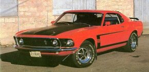 The Boss 302 engine was accused of producing more than its rated 290 bhp.