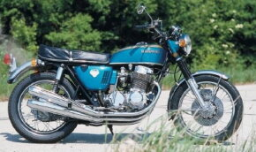 The 1969 Honda CB750 marked the beginning of the end for British motorcycles as performance leaders.