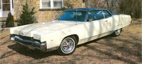 The 1969 Mercury Marauder X-100 with optional vinyl roof. See more classic car pictures.
