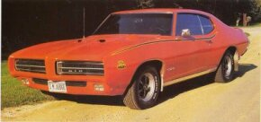 The 1969 Pontiac GTO Judge is among the carmaker's most fabled muscle cars. See more muscle car pictures.