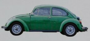 In the 1970s, Volkswagen began pushing sport and luxury versions of the Beetle,