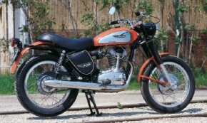 The Ducati 350 Scrambler was considered a tame Ducati, despite its relative speed and quickness.