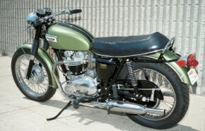 The Triumph Tiger wasn't quite as quick as the British company's Bonneville model, but was considered a better all-around choice for many riders. See more motorcycle pictures.