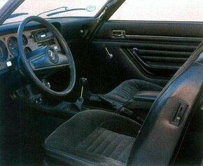 While customers were happy with the feel of the Capri, handling in early models was an issue.