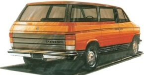 Lee Iacocca and Dick Nesbitt took their minivan plans with them to Chrysler after Ford nixed the concept. The rest is automotive history.